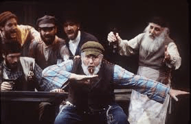 Theodore Bikel fiddler on the roof
