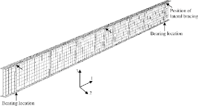 Examples of Finite Element Models of Steel Bridges