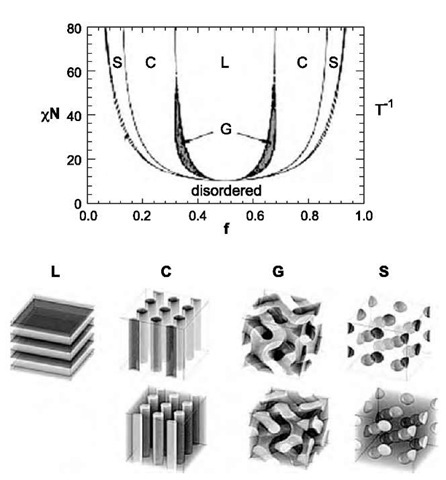 Nanostructures Derived from Phase-Separated Polymers Part