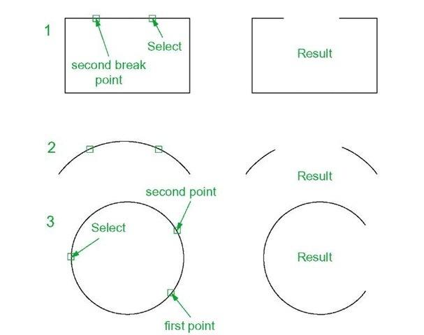 The Modify tools Part 4 (AutoCAD 2011)
