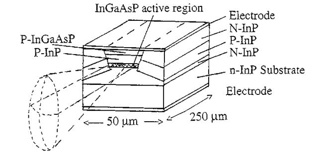 Sources, Modulators, and Detectors For Fiber-Optic