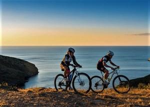 Cycling in Costa Brava