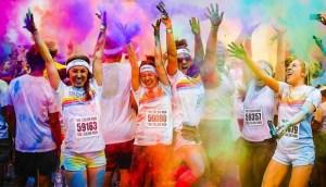 Color Run Blanes