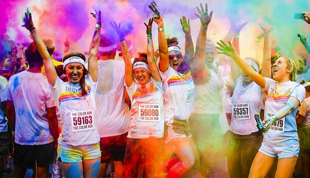Color Run Blanes