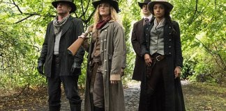 DC Legends of Tomorrow - 2.06 - Outlaw Country