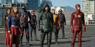 DC's Legends of Tomorrow - 2.07 - Invasion!