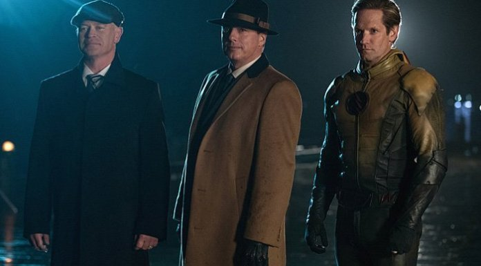 DC's Legends of Tomorrow - 2.08 - The Chicago Way
