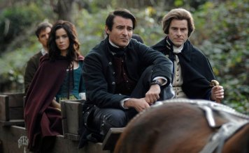 Timeless - 1.10 - The Capture of Benedict Arnold
