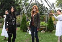 Shadowhunters - 2.06 - Iron Sisters