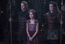 Shadowhunters - 2.18 - Awake, Arise, or Be Forever Fallen