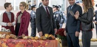 Arrow - 6.07 - Thanksgiving