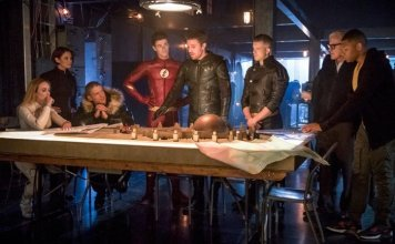 The Flash - 4.08 - Crisis on Earth X, Part 3
