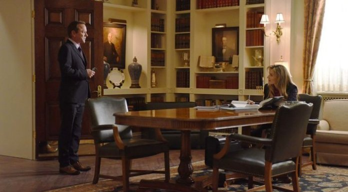 Designated Survivor - 2.10 - Line of Fire