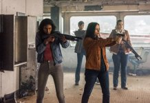 Supernatural - 13.10 - Wayward Sisters