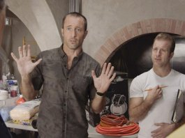 Hawaii Five-0 - 8.15 - A Coral Reef Strengthens Out into Land
