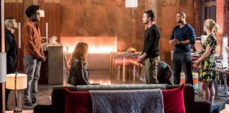 Arrow - 6.10 - Divided