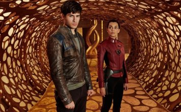 Official Season 1 Cast Promotional Photos of Krypton