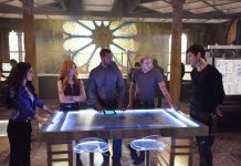 Shadowhunters - 3.01 - On Infernal Ground