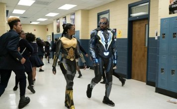 Black Lightning - 1.12 - The Resurrection and the Light: The Book of Pain