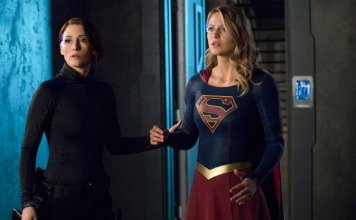 Supergirl - 3.15 - In Search of Lost Time