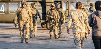 Seal Team - 1.22 - The Cost of Doing Business