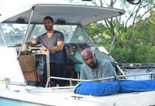 Lethal Weapon - 3.01 - In The Same Boat
