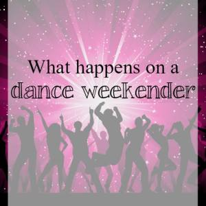 what happens on a modern jive dance weekender - What about dance