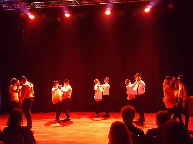Bad group routine at Strictly banbury