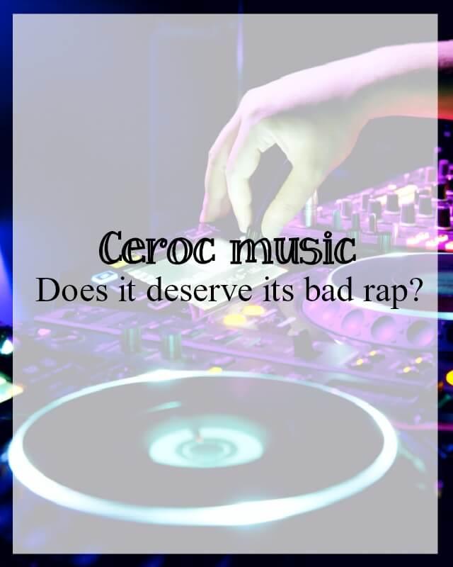 ceroc music does it deserve its bad rap - What about dance