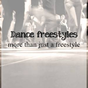When is a dance freestyle not just a freestyle