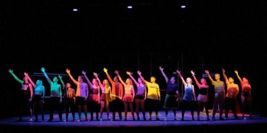 chorus line Warwick musical theatre
