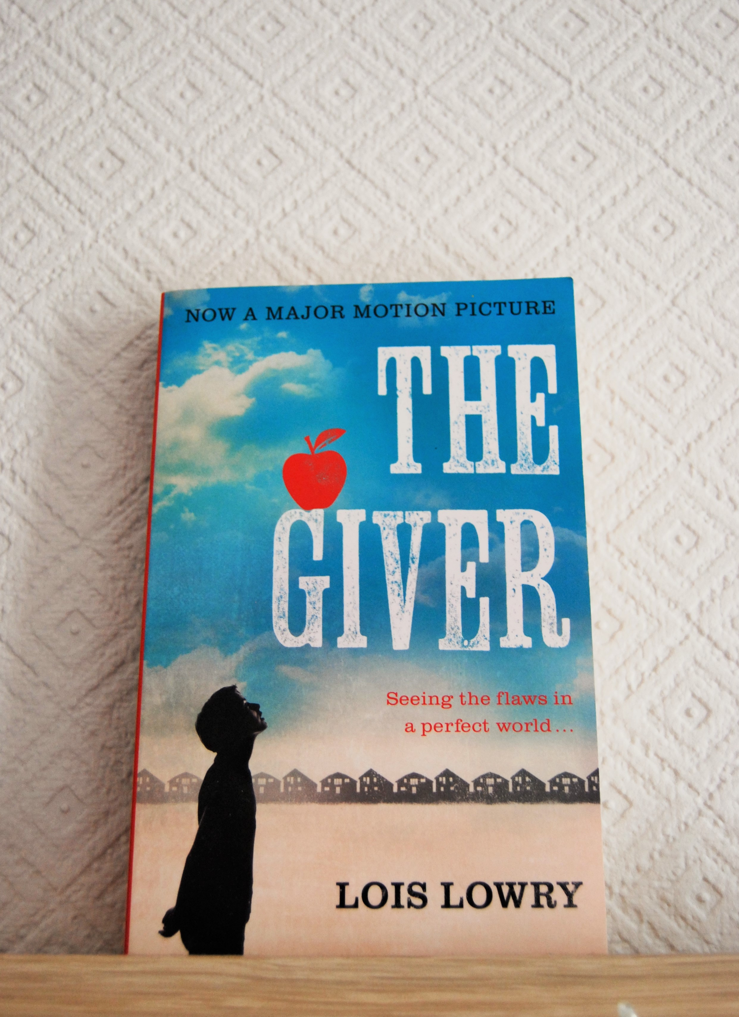 Review The Giver By Lois Lowry What A Difference A Word