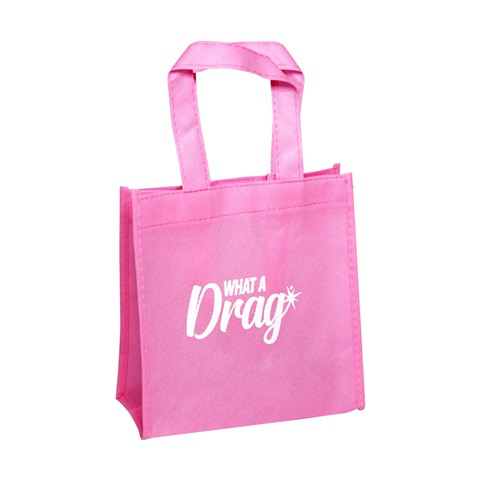 What A Drag tote bag (small)