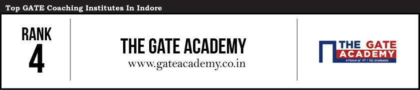 The Gate Academy-Gate Coaching Institute in Indore
