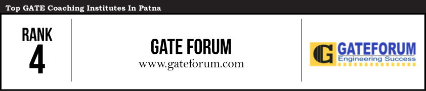 Gate Forum-Gate Coaching Institute in Patna