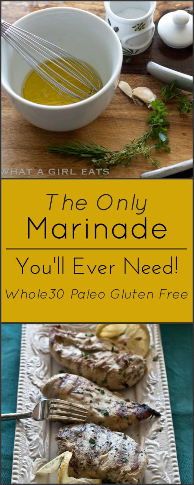 marinade whole30 gluten free