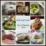 What A Girl Eats Top 10 Reader's Favorite Recipes For 2014