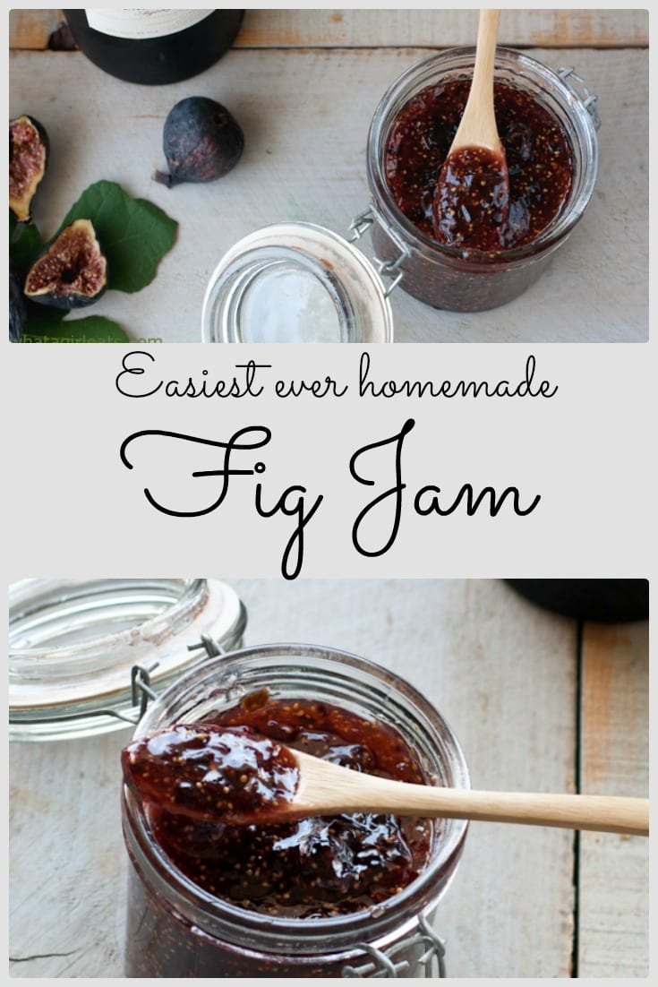 Fig jam pin