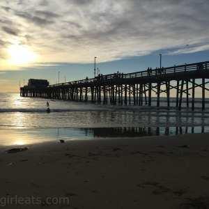 A Day in Newport Beach, California
