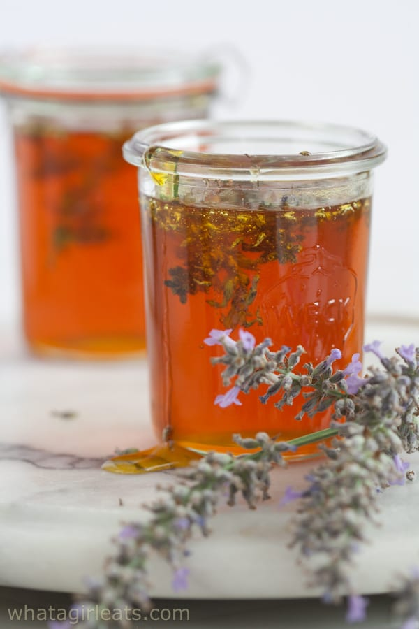 Cooking With Herbs, Lavender