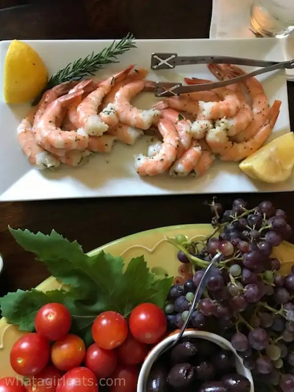Grilled Rosemary Shrimp are Whole30 compliant.