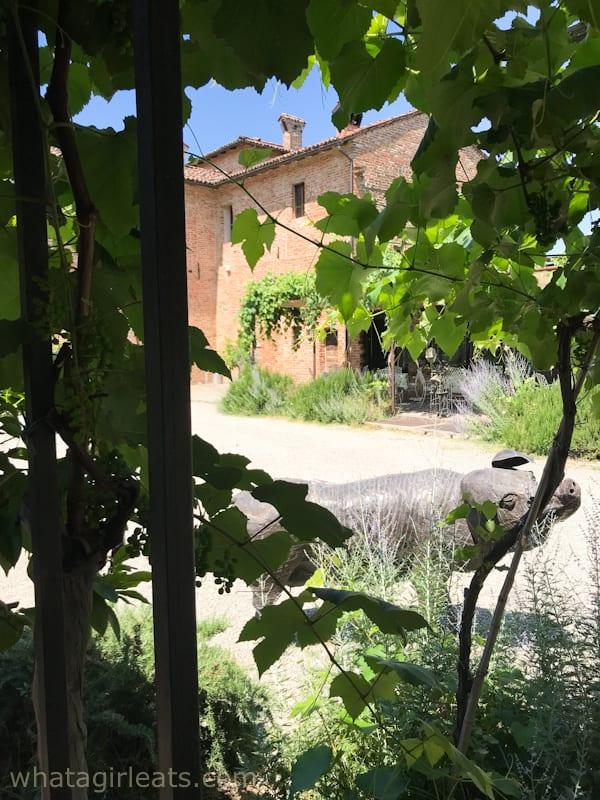 Antica Corte Pallavicina: A Relais In Northern Italy courtyard