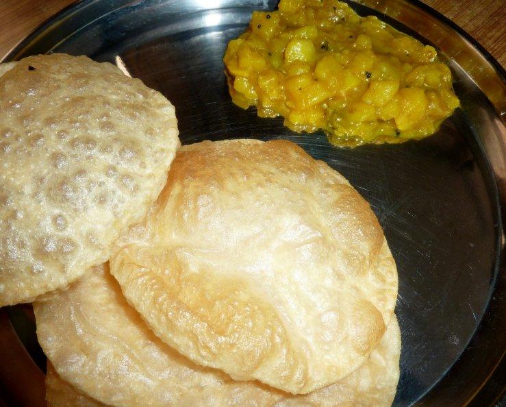 Puri Recipe