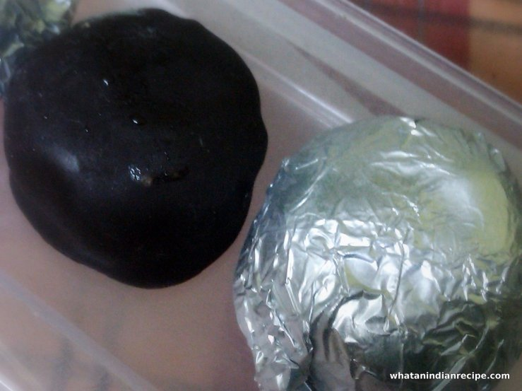 Homemade Marzipan Chocolate Recipe