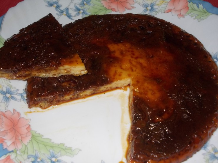Caramel Pudding Recipe