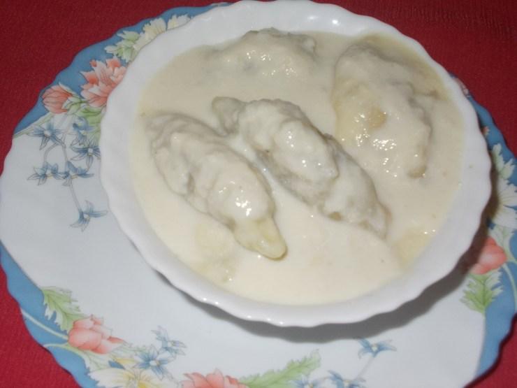 Kheer Puli Pitha Recipe