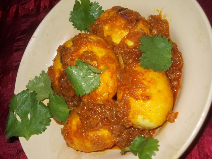 Egg Kasha Recipe