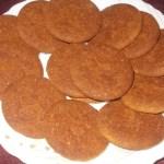 Ginger Biscuit Recipe