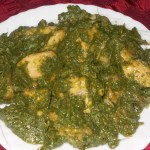 Palak Chicken Recipe