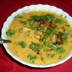 Chicken Tadka Dal Recipe